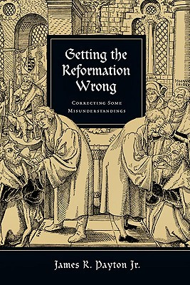 Getting the reformation wrong cover