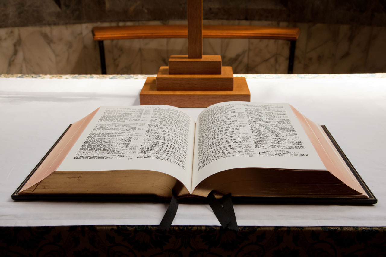 holy bible feature image