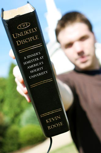 The Unlikely Disciple cover