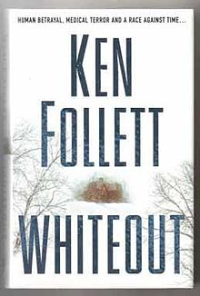 Whiteout - Follett cover