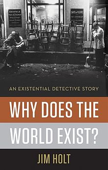 Why Does the World Exist cover