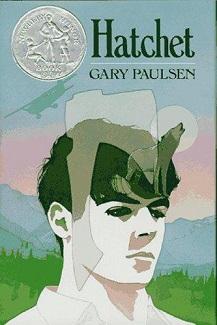 Gary Paulsen Hatchet cover