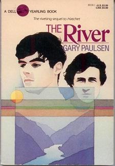 Gary Paulsen The River cover