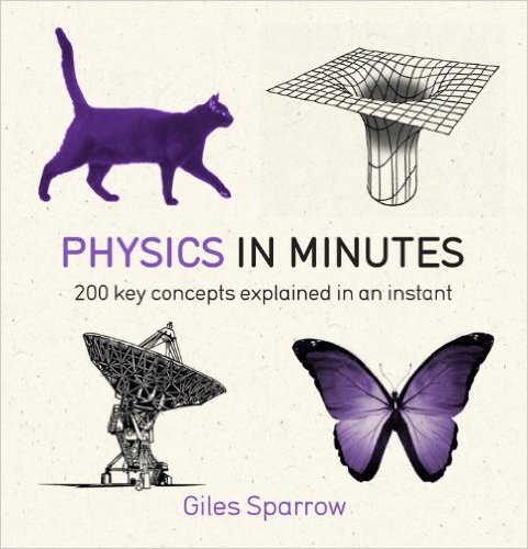 Physics in Minutes cover