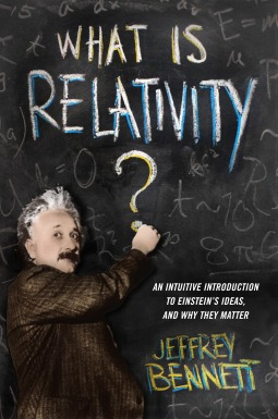 What Is Relativity cover