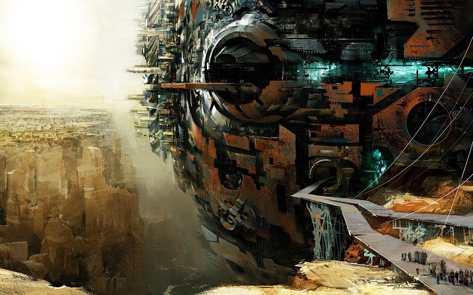 sci-fi-city
